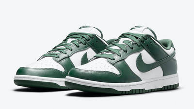 Nike Dunk Low Retro Team Green Front