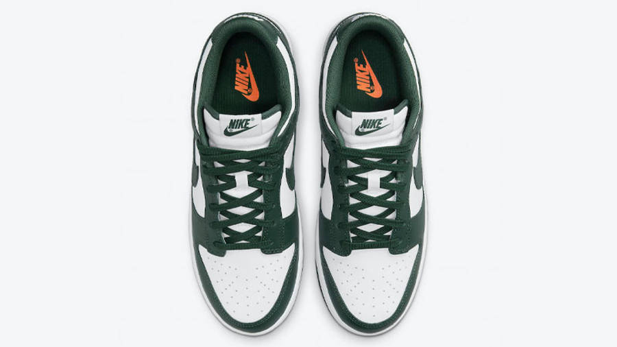 Nike Dunk Low Retro Team Green Middle