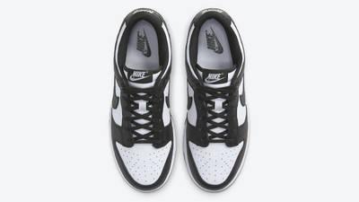 Nike Dunk Low Retro White Black Middle