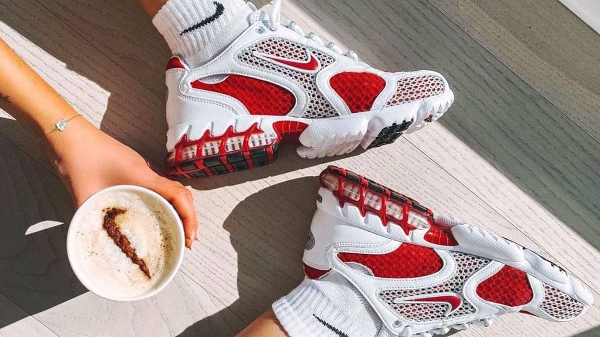 Cop The Nike Air Zoom Spiridon Cage 2 In 3 Colourways | The Sole ...