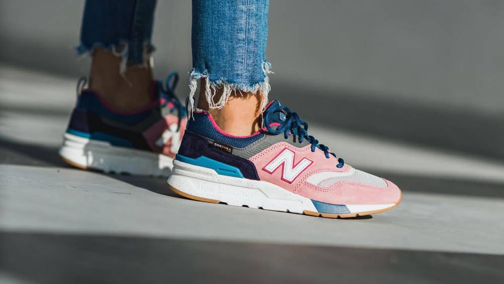 women new balance trainers