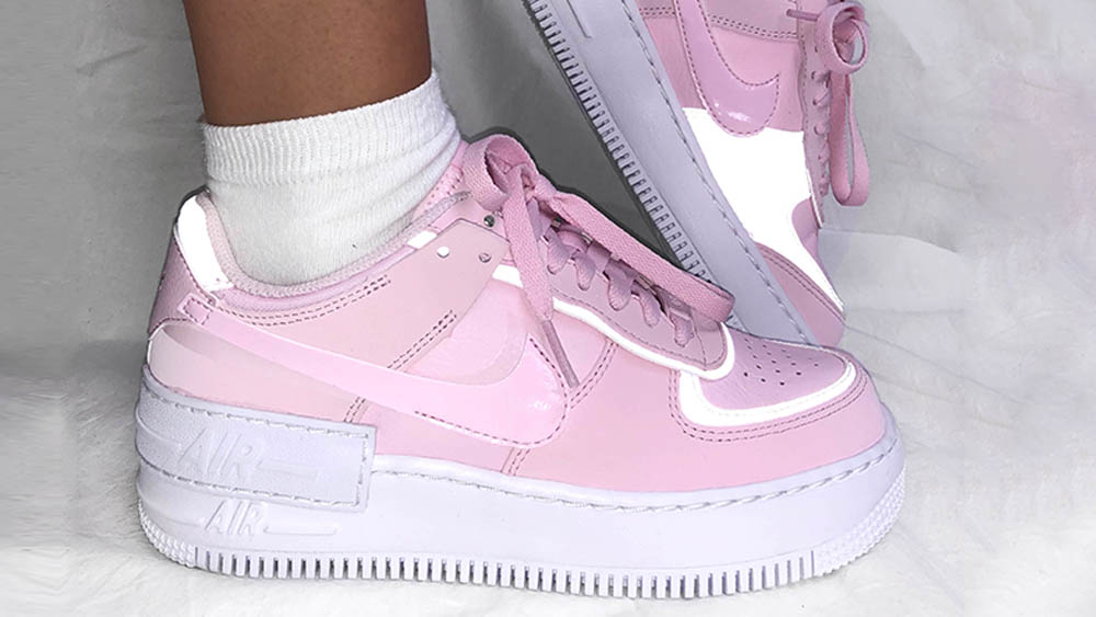 Sneaker Of The Week The Nike Air Force 1 Shadow Pink Foam Style Guides The Sole Womens