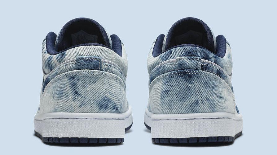 Air Jordan 1 Low Washed Denim copy