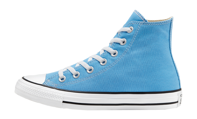Converse Chuck Taylor All Star Hi Seasonal Colour Blue