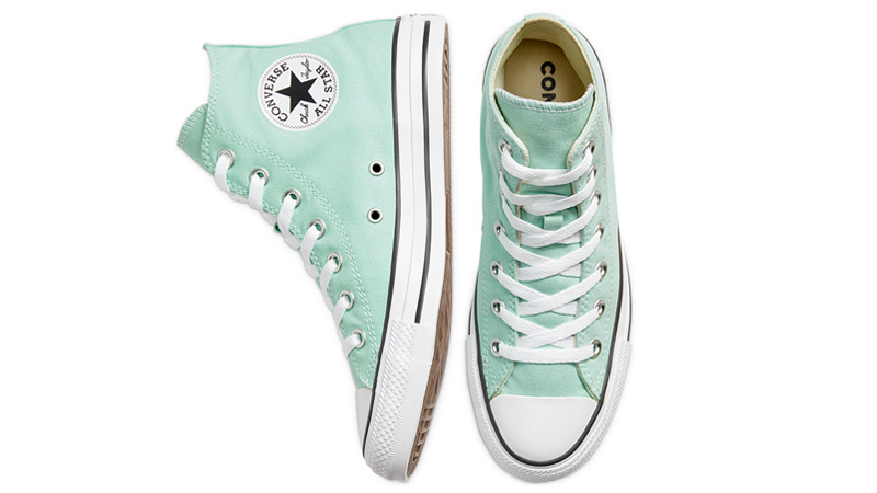 Converse Chuck Taylor All Star Hi Seasonal Colour Ocean Mint Middle