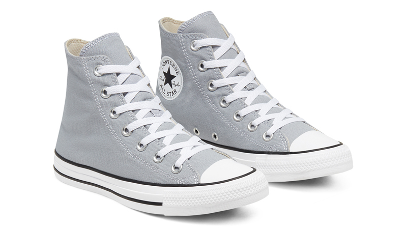 Converse Chuck Taylor All Star Hi Seasonal Colour Wolf Grey Front