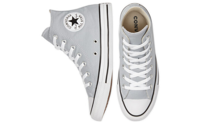 Converse Chuck Taylor All Star Hi Seasonal Colour Wolf Grey Middle thumbnail image