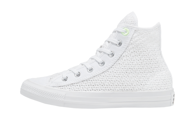 Converse Chuck Taylor All Star High Top Summer Getaway White Barely Volt