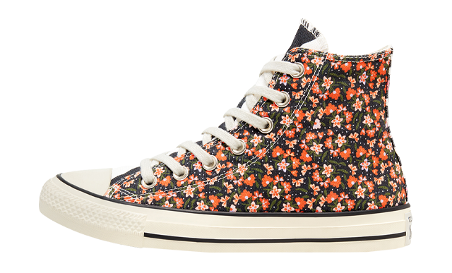 Converse Chuck Taylor All Star High Top Twisted Summer Egret Pink