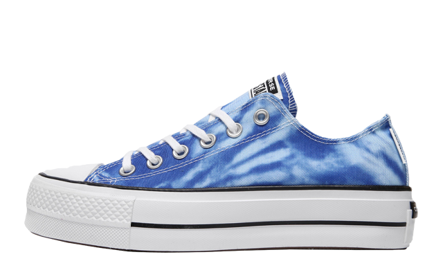Converse Chuck Taylor All Star Ox 70s Blue Tie Dye