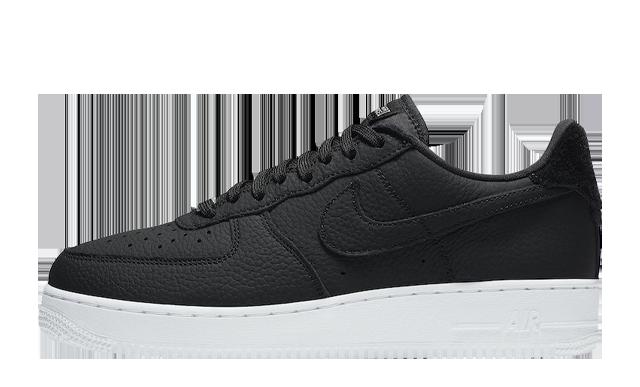 Nike Air Force 1 07 Craft Black