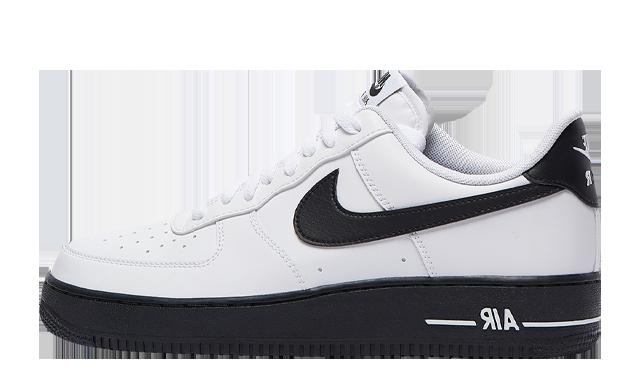 Nike Air Force 1 07 LV8 White Black