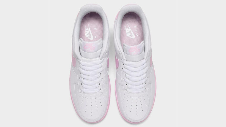 Nike Air Force 1 07 Pink Foam Middle thumbnail image