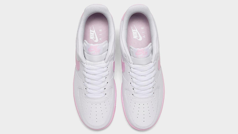 Nike Air Force 1 07 Pink Foam Middle