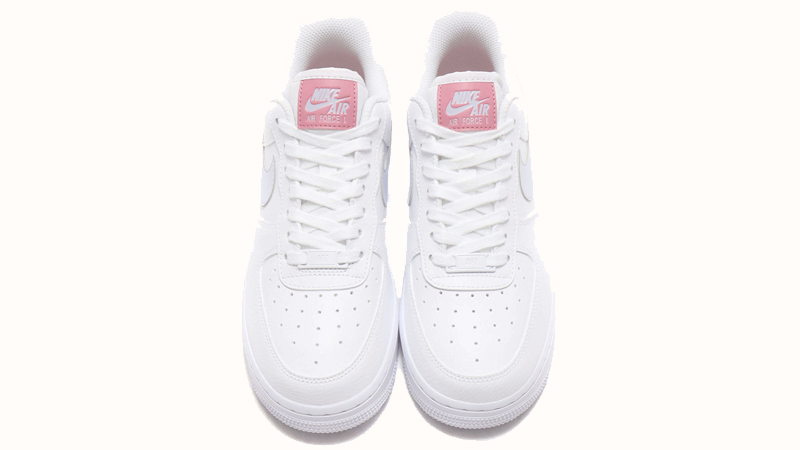 Nike Air Force 1 07 White Desert Berry Middle