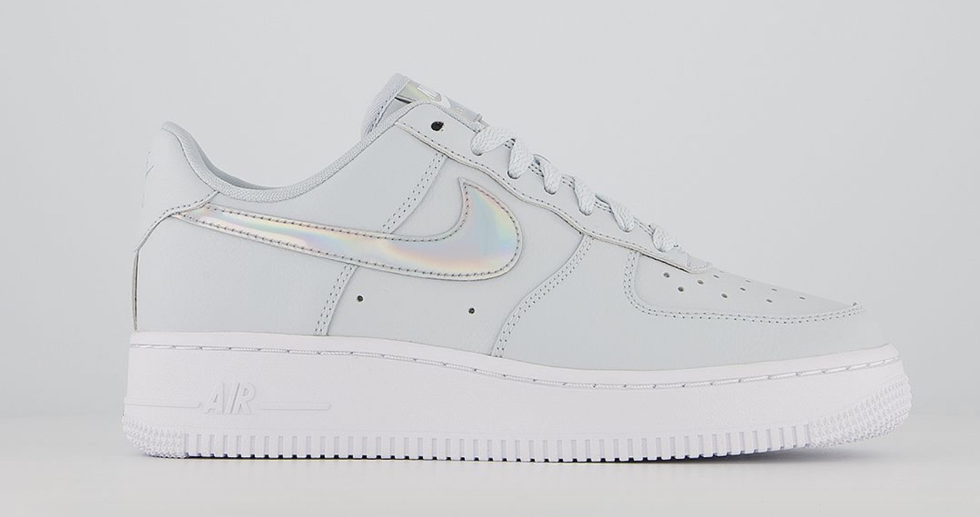 Nike Air Force 1 Iridescent Grey