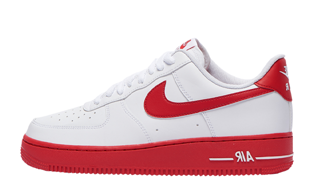 Nike Air Force 1 Low University Red