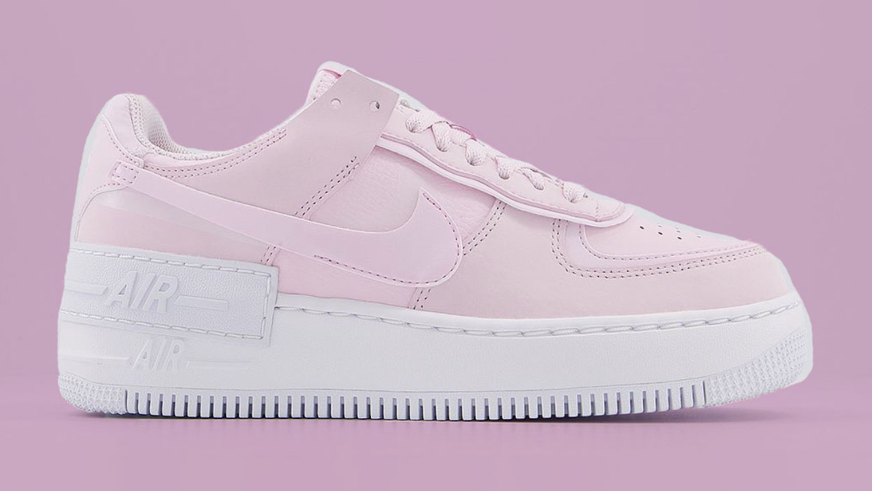 The Dreamiest Air Force 1 Shadow Has Arrived In Pink Foam The Sole Womens Shop with afterpay on eligible items. the dreamiest air force 1 shadow has