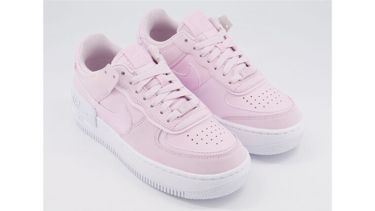 Nike Air Force 1 Shadow Pink Foam Front thumbnail image