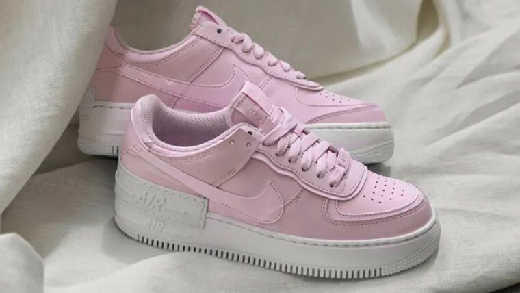 Nike Air Force 1 Shadow Pink Foam Lifestyle thumbnail image