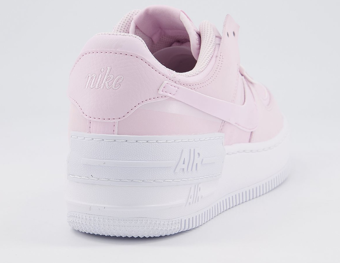 The Dreamiest Air Force 1 Shadow Has Arrived In Pink Foam Style Guides The Sole Womens