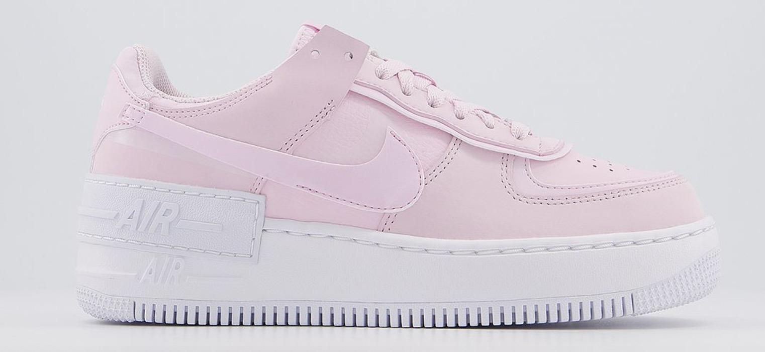 Nike Air Force 1 Shadow Pink Foam