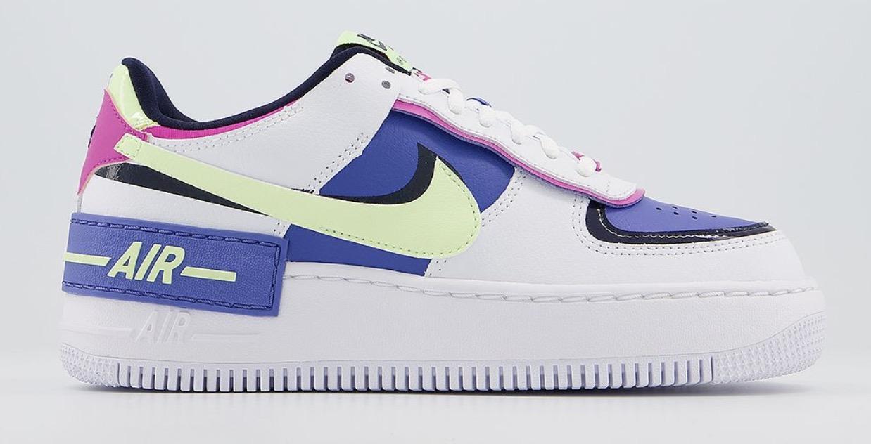 Nike Air Force 1 Shadow Sapphire