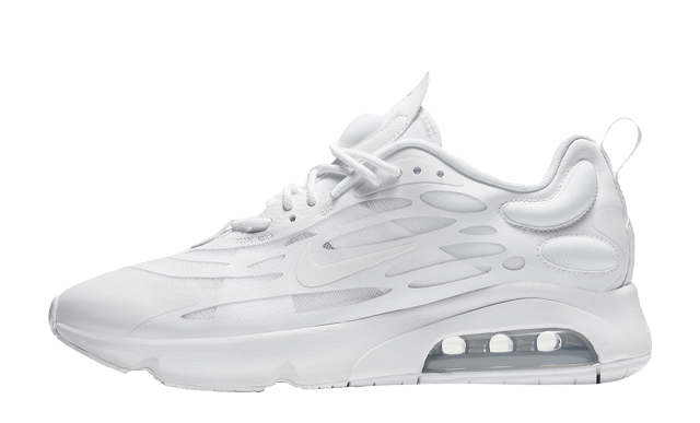 Nike Air Max 200 Triple White