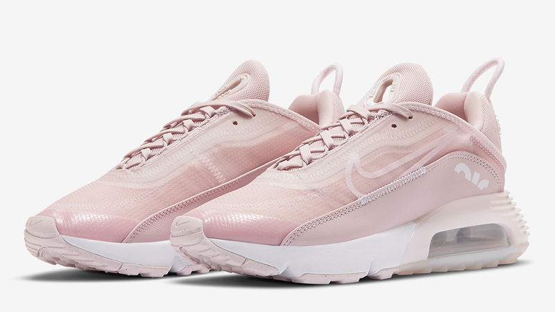 Nike Air Max 2090 Barely Rose Front