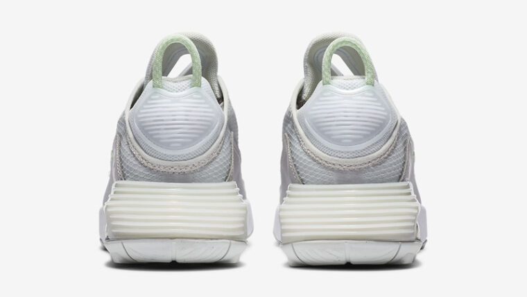 Nike Air Max 2090 Vast Grey Vapour Green Back thumbnail image
