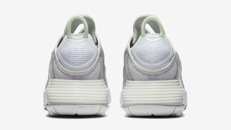 Nike Air Max 2090 Vast Grey Vapour Green Back