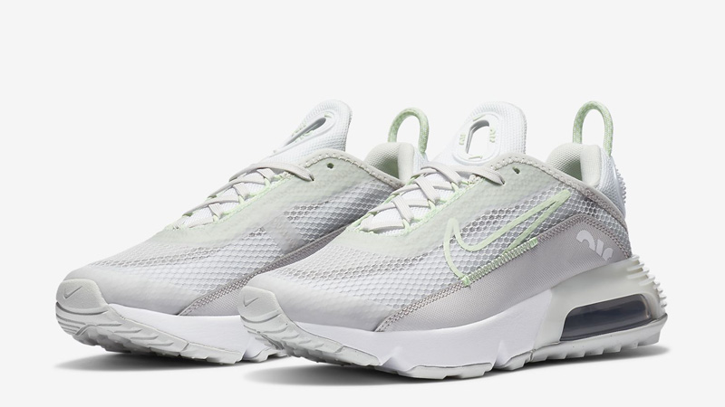 Nike Air Max 2090 Vast Grey Vapour Green Front