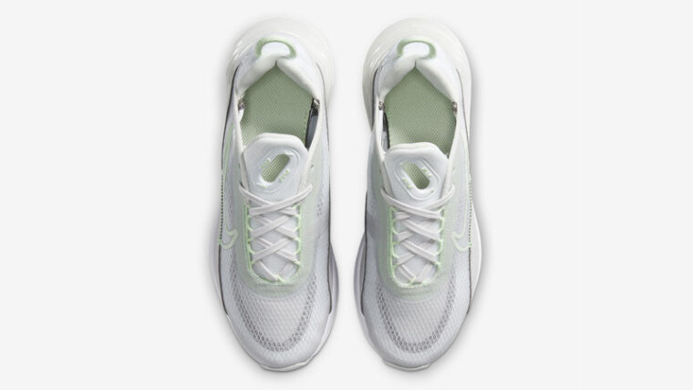 Nike Air Max 2090 Vast Grey Vapour Green Middle thumbnail image