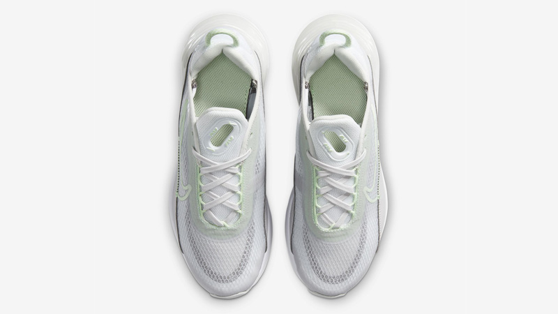 Nike Air Max 2090 Vast Grey Vapour Green Middle
