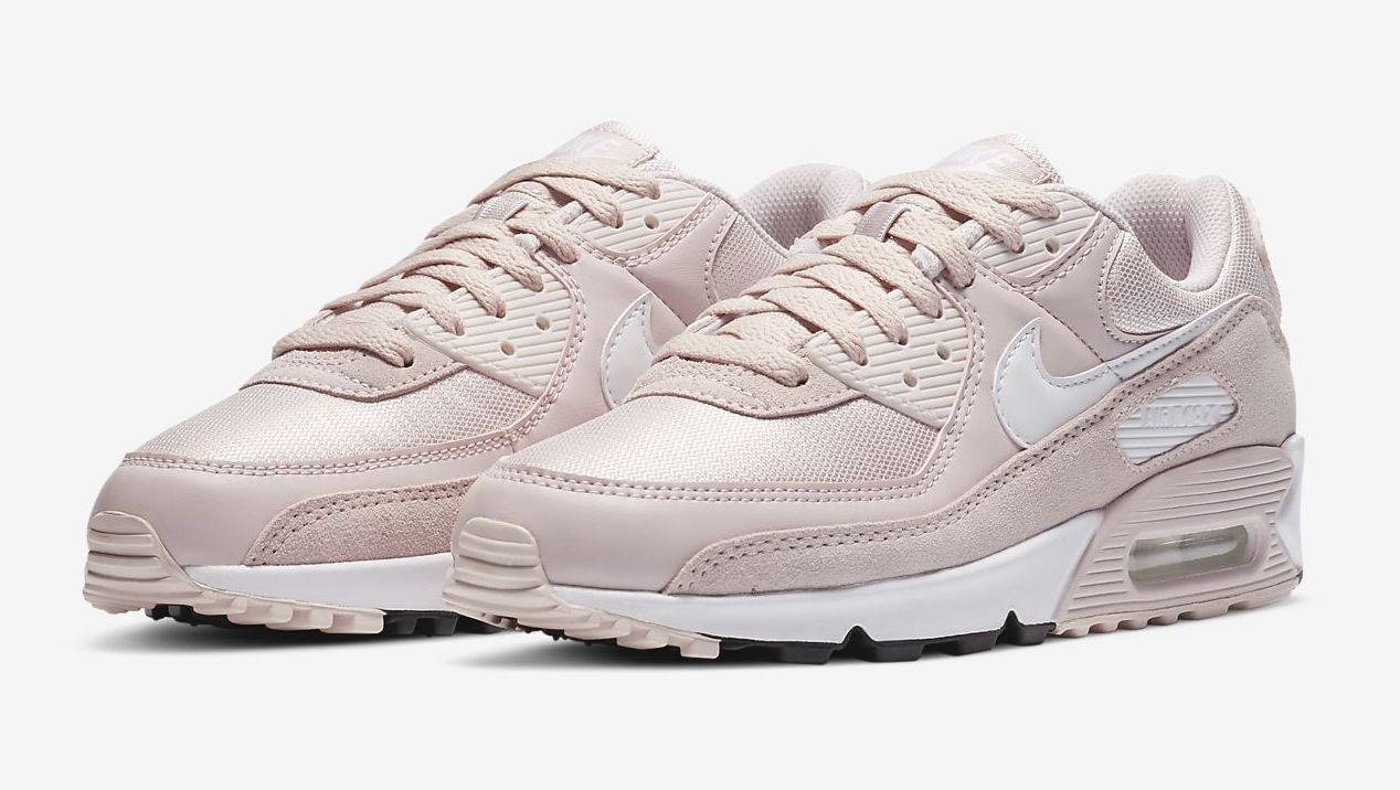 Nike Air Max 90 Barely Rose Front