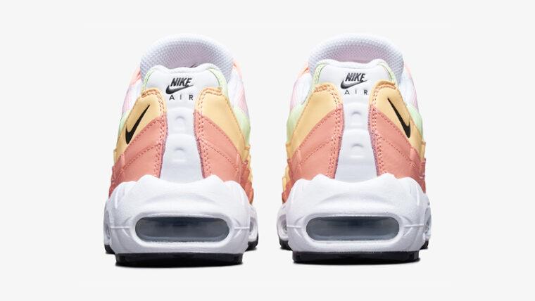 Nike Air Max 95 Melon Gradient Back thumbnail image