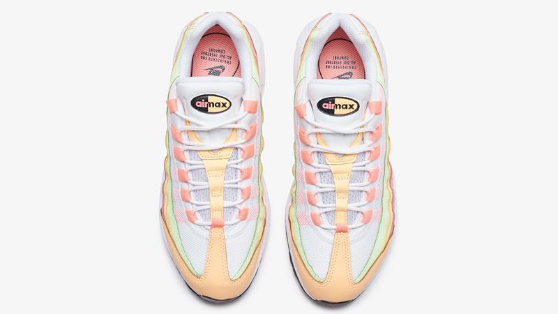 Nike Air Max 95 Melon Gradient Middle