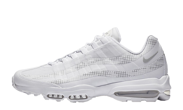 Nike Air Max 95 Ultra Triple White