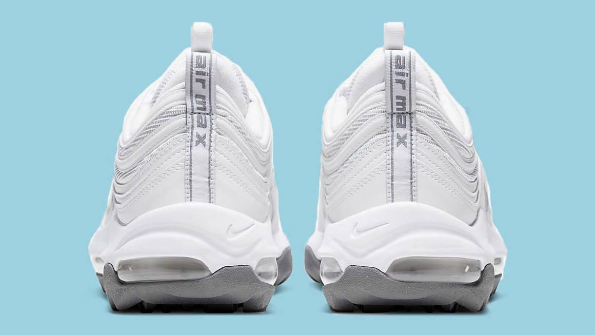 Nike Air Max 97 G White copy