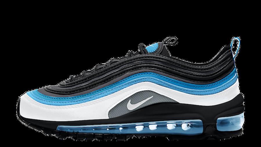 Nike Air Max 97 GS Aqua Blue