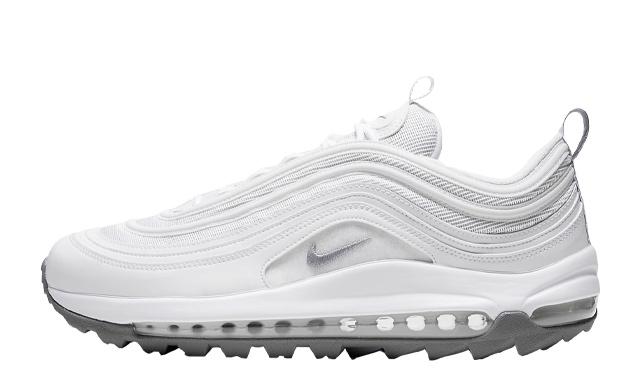 Nike Air Max 97 Golf Triple White