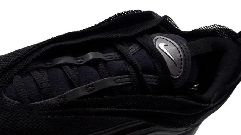 Nike Air Max 97 Sakura Black Closeup