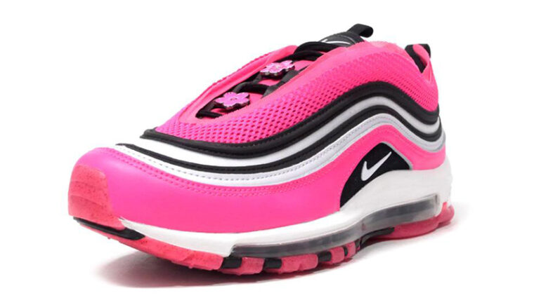 Nike Air Max 97 Sakura Pink Blast Front thumbnail image