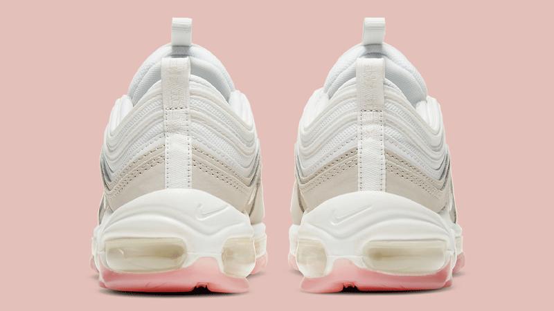 Nike Air Max 97 White Pink Back