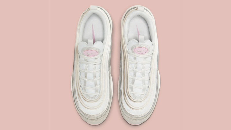 Nike Air Max 97 White Pink Middle