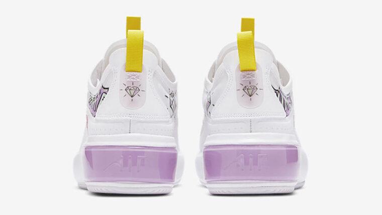 Nike Air Max Dia SE White Magic Ember Back thumbnail image