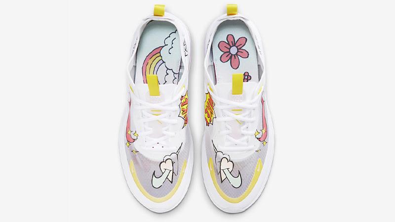 Nike Air Max Dia SE White Magic Ember Middle