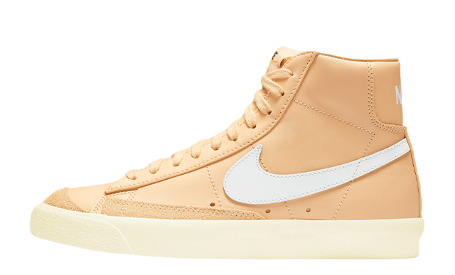 Nike Blazer Mid 77 Butter Canvas