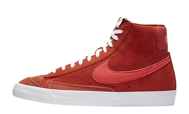 Nike Blazer Mid 77 Mantra Orange