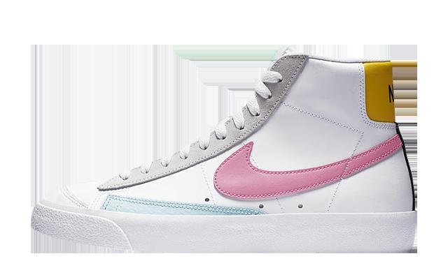 Nike Blazer Mid 77 Vintage Pink Glow
